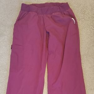 Like new  Flex Cherokee  Cargo scrub pants